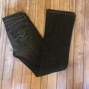 7 for all mankind 7fam bootcut